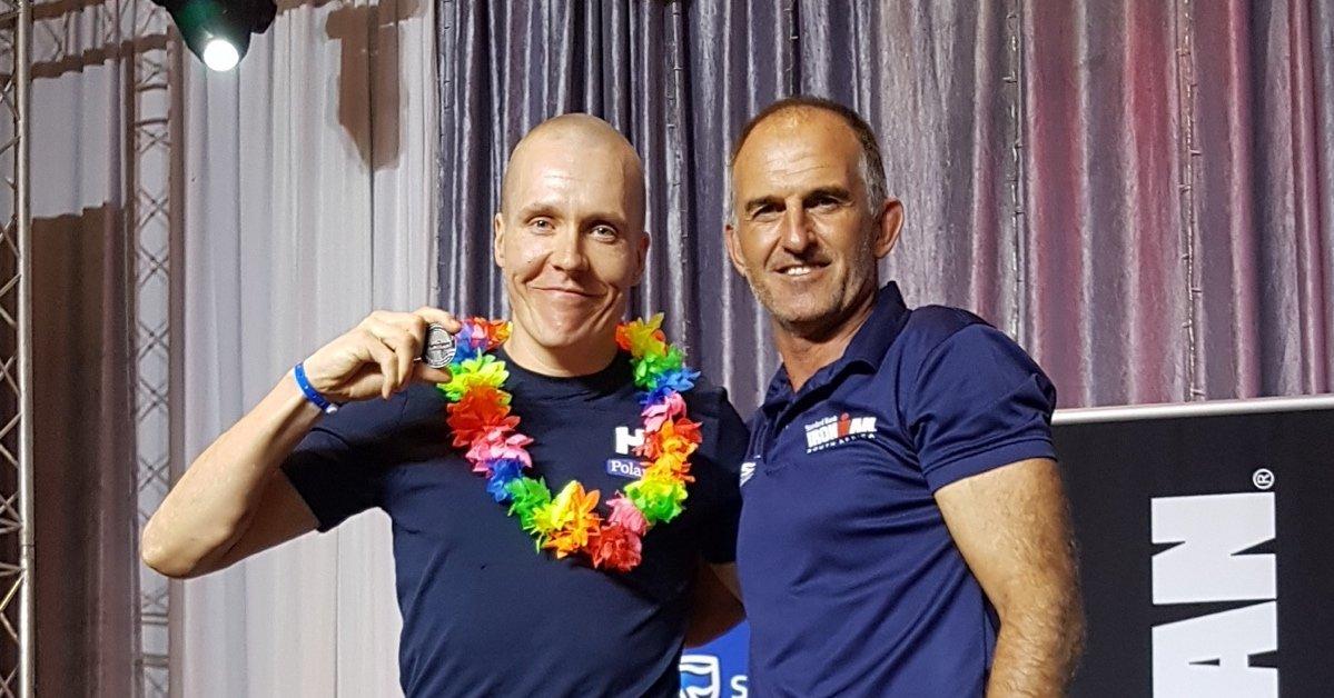 Kummiurheilijamme Teemu Törmälä lunastipaikan Ironmanin MM-kisoihin Havaijille