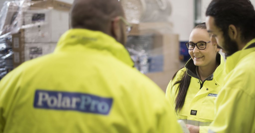 PolarPro varautuu yritysten muuttuviin tarpeisiin