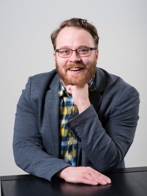 Jyrki Maskonen - Key Account Manager - PolarPro